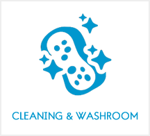Cleaning & Washroom